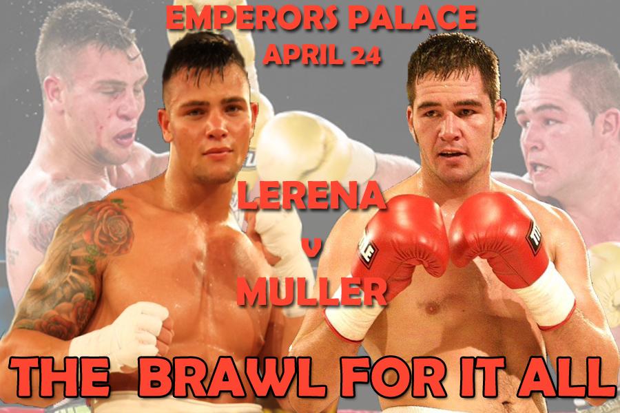 boxing LERENA MULLER 4